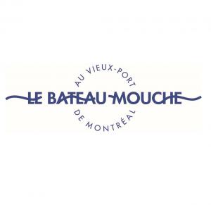 Bateau-Mouche au Vieux-Port de Montréal