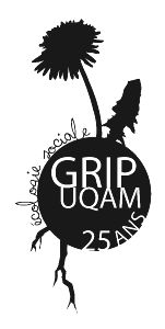Groupe de recherche d'intérêt public (GRIP-UQAM) : un groupe étudiant en écologie sociale