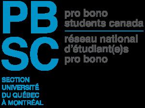 Réseau national d'étudiant(e)s pro bono - section UQAM