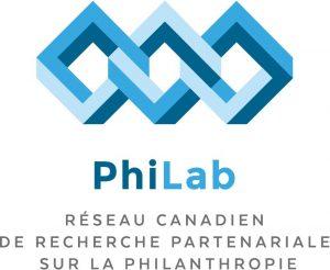 PhiLab – Réseau canadien de recherche partenariale sur la philanthropie