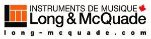 Instruments de musique Long & McQuade